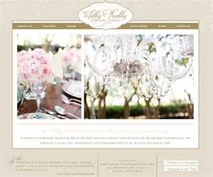 wedding planning websites dallas wedding planner brinkley gets a new website to match brand doodle