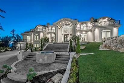 Luxury Vancouver Mansion Houses West Canada Million