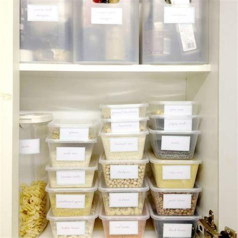 sencilla idea  organizar la despensa  optimizar el