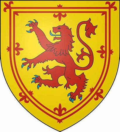 Arms Coat Scotland Royal Svg Wikipedia Simple