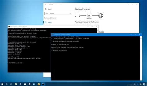 network windows unidentified error fix pureinfotech ethernet connections windows10 wi fi window
