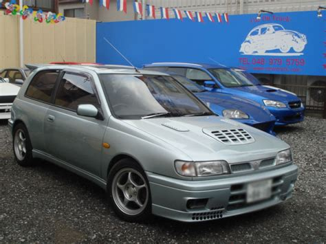 nissan pulsar turbo nissan pulsar 4wd gti r turbo rnn14 for sale japan car