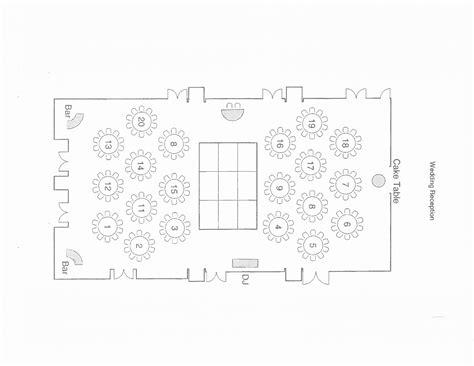 wedding reception layout 28 free wedding floor plan template banquet room
