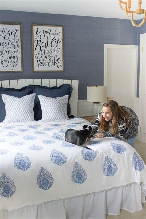 Modern Coastal Bedroom Makeover Reveal!
