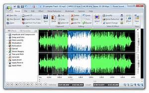 Gratis download aplikasi Perekam dan Editor suara | @Lunx