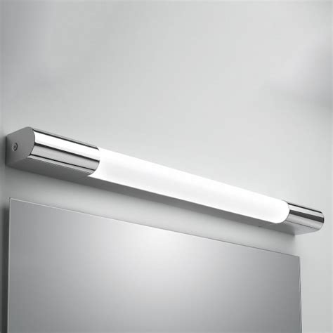 palermo bathroom wall light astro palermo 600 polished chrome bathroom wall light at