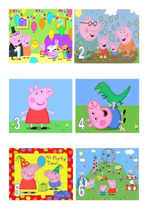 peppa pig  iced icing frosting cake topper edible