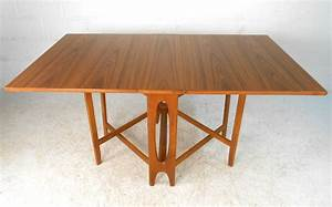 Dining Table With Leaves Contemporary - Home Design