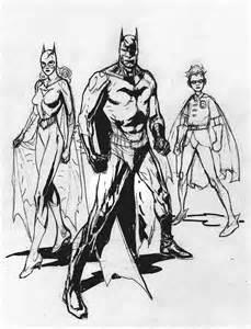 Easy Batman Drawings Sketches