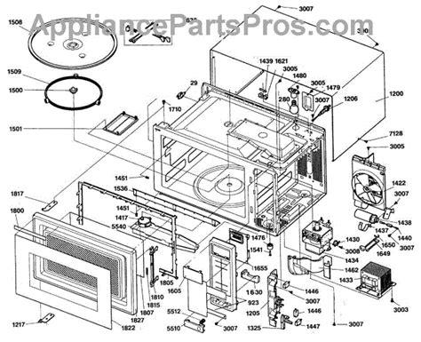 ge    wiring diagramschematic appliancepartsproscom