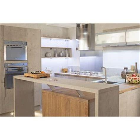 cuisine delinia catalogue meuble de cuisine delinia composition type loft gris