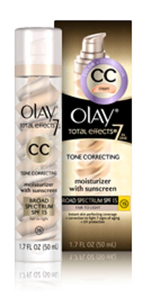 olay cc cream fair to light olay total effects cc creams cosmetoscope