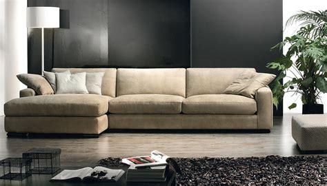 Max Modular Leather Sofa