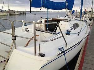 Hunter 26 5  1987  Sarasota  Florida  Sailboat For Sale