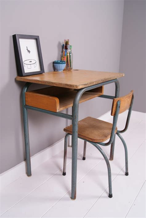 kids desk with shelves children 39 s vintage french desk with metal frame and