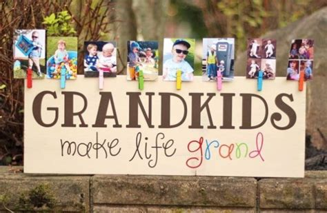 Diy Gift Ideas For Grandparents Day