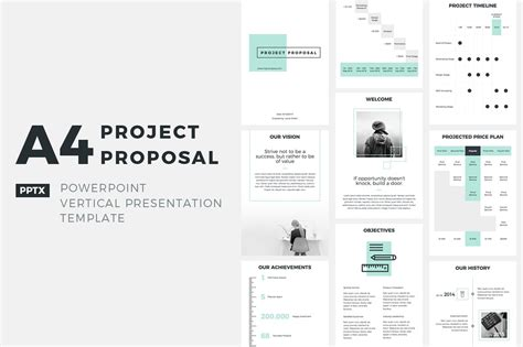 project proposal powerpoint powerpoint templates