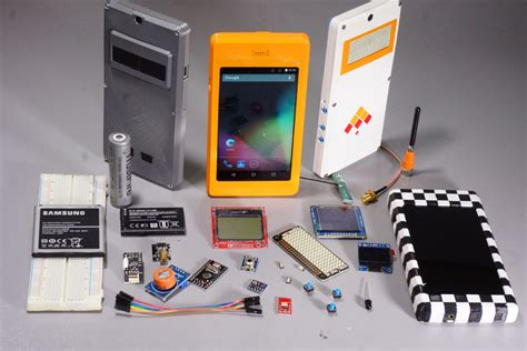 build your own smartphone with isquare mobility s diy kite kit