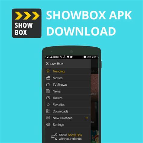 showbox apk for android v5 35 free showbox