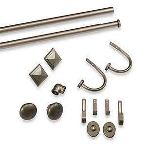 cambria 174 outdoor living 174 decorative window hardware brushed nickel bed bath beyond