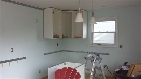 how to hang ikea kitchen cabinets 187 cabinet installation 2 hanging ikea cabinets 8670