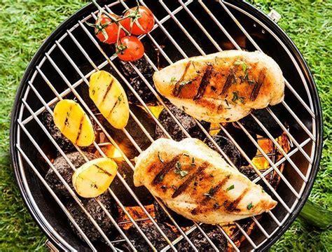 cuisiner le coq votre barbecue produit trop de fumée maître coq