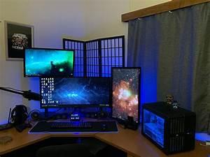My, Home, Office, Gaming, Pc, Setup, Desksetup