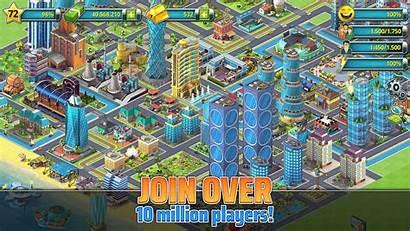 Games Building Town Tropic Construction Apk Escape