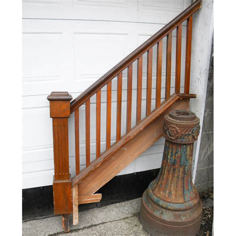 Antique Banister by Antique Stair Parts