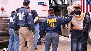 Mass deportation of Central American illegal immigrants in ...