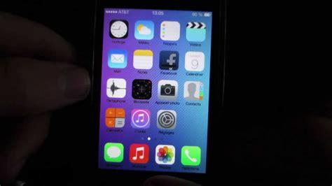 iphone 3gs ios 7 ios 7 sur iphone 3gs ipod 4g ipod 3g ect