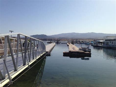 Lake Mohave Boat Slip Rentals by Cottonwood Cove Resort Searchlight Nv Resort Reviews