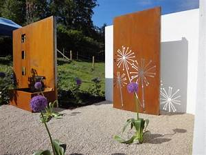 Moderner Garten Sichtschutz : sekund rer sichtschutz moderner sichtschutz im garten ~ Michelbontemps.com Haus und Dekorationen