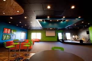 Cool Church Youth Room Ideas