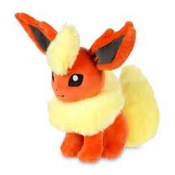 pokemon flareon plush pattern images