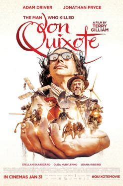 Film Review & Trailer: The Man Who Killed Don Quixote ...