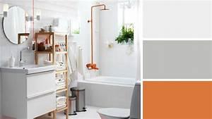 Couleur Salle De Bain : tendance couleur salle de bain on decoration d interieur ~ Dailycaller-alerts.com Idées de Décoration