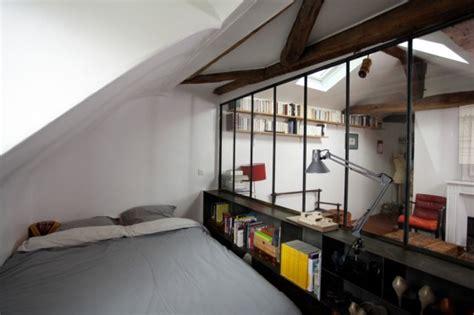 comment monter une cuisine 4 idées pour séparer les espaces dans ses combles sans