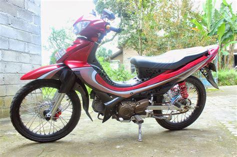 Modifikasi Yamaha Jupiter Z by Yamaha Jupiter Z Airbrush Modifikasi Thecitycyclist