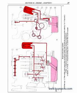 New Holland Ford Tractor Wiring Diagram New Holland