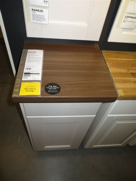 organizing my kitchen ikea pragel wood countertop remodel 1273