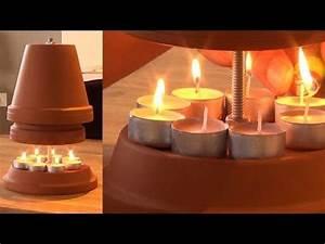 Alternative Heizung Selber Bauen : teelichtofen lampe selbst bauen in 90 sek diy geschenkidee candle powered heater youtube ~ Markanthonyermac.com Haus und Dekorationen