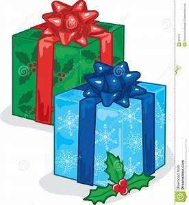 Christmas Presents stock vector. Illustration of present ...