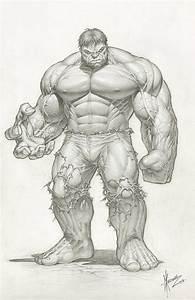 my epic hulk drawing :) by disneyartist1234 on DeviantArt