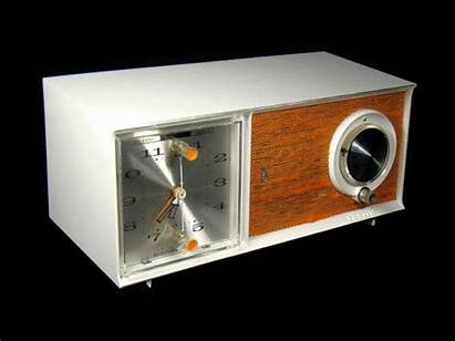 Radio Clock Alarm Zenith Clocks 1965
