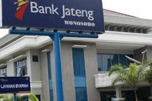 lowongan kerja bank pembangunan daerah jawa tengah mei