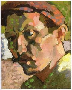 Self portrait of Andre Derain | Art: Figurative ...