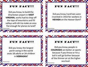 Social Studies United States Bundle: State Facts, Menu ...