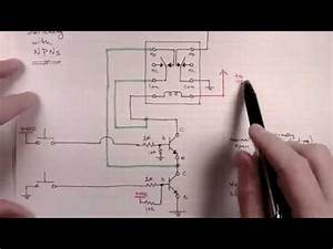 How To Build A Selectable Latching Relays Circuit
