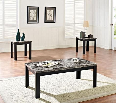 Smooth, clean and bright, they're the ideal choice for making a statement, and work particularly well in modern and contemporary spaces. 15 3 Piece Marble Coffee Table Set Pictures